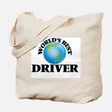 World's Best Driver Tote Bag