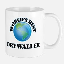 World's Best Drywaller Mugs