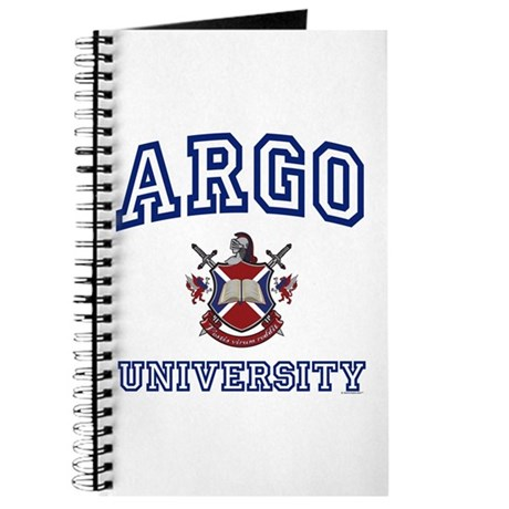 ARGO University Journal