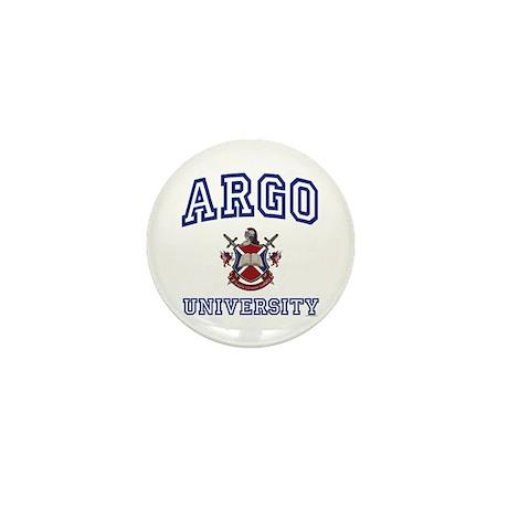 ARGO University Mini Button