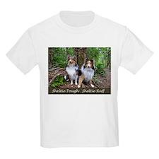 Sheltie Tough Sheltie Ruff T-Shirt