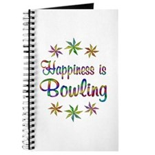 Happiness is Bowling Journal