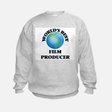 World's Best Film Producer Sweatshirt