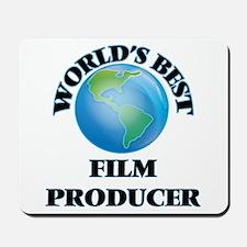 World's Best Film Producer Mousepad