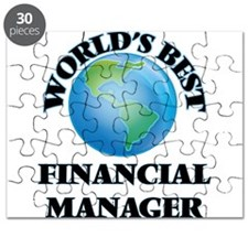 World's Best Financial Manager Puzzle