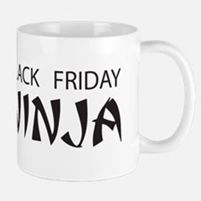 BLACK FRIDAY NINJA Mugs