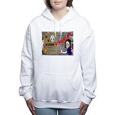 dia de los muertos Women's Hooded Sweatshirt