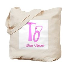 Little Climber Tote Bag