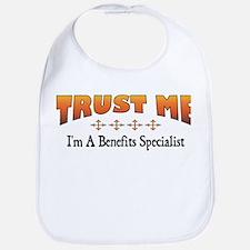 Trust Benefits Specialist Bib