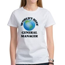 World's Best General Manager T-Shirt