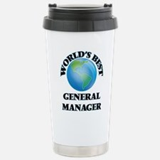 World's Best General Ma Travel Mug