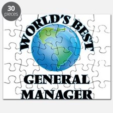 World's Best General Manager Puzzle