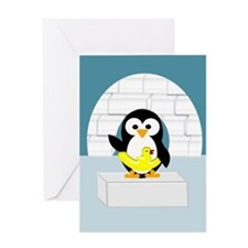 Pingouin Greeting Cards