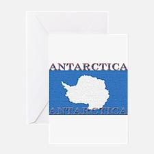 Antarctica.jpg Greeting Card