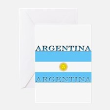 Argentina.jpg Greeting Card