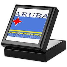 Aruba.jpg Keepsake Box