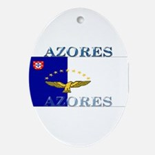 Azores.jpg Ornament (Oval)