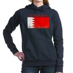 Bahrainblack.png Women's Hooded Sweatshirt
