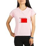 Bahrainblack.png Performance Dry T-Shirt