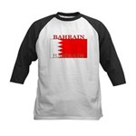Bahrainblack.png Kids Baseball Jersey
