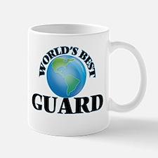 World's Best Guard Mugs