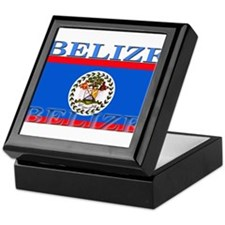 Belize.png Keepsake Box