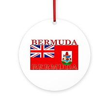 Bermuda.png Ornament (Round)