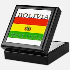 Bolivia.jpg Keepsake Box