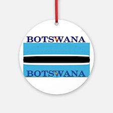 Botswana.jpg Ornament (Round)