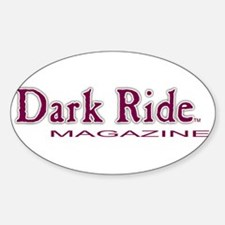 Dark Ride Magazine Decal