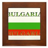 Bulgaria Framed Tiles