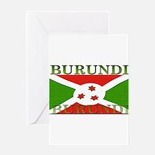 Burundi.jpg Greeting Card