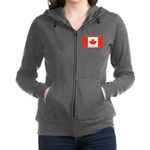 Canada.jpg Women's Zip Hoodie