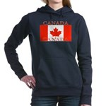 Canada.jpg Women's Hooded Sweatshirt