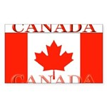 Canada.jpg Sticker (Rectangle 10 pk)