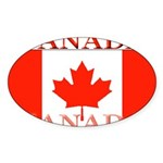 Canada.jpg Sticker (Oval 50 pk)