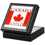Canada.jpg Keepsake Box