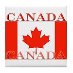 Canada.jpg Tile Coaster