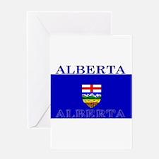 Alberta.jpg Greeting Card