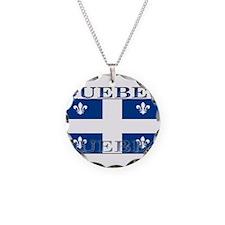 Quebecblack.png Necklace