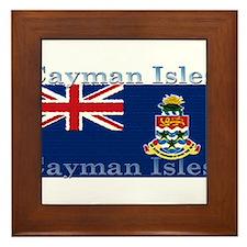 CaymanIsles.jpg Framed Tile