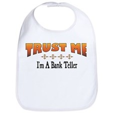 Trust Bank Teller Bib