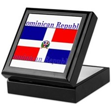 DominicanRepublic.jpg Keepsake Box