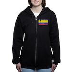 Ecuador.jpg Women's Zip Hoodie