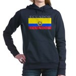 Ecuador.jpg Women's Hooded Sweatshirt
