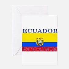 Ecuador.jpg Greeting Card