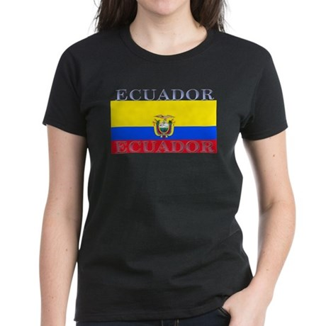 Ecuador.jpg Women's Dark T-Shirt