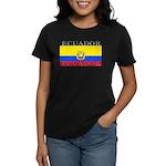 Ecuador.jpg Women's Dark T-Shirt