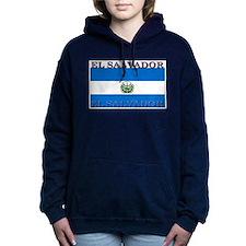 ElSalvador.jpg Women's Hooded Sweatshirt