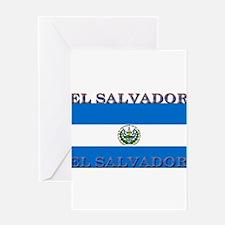 ElSalvador.jpg Greeting Card